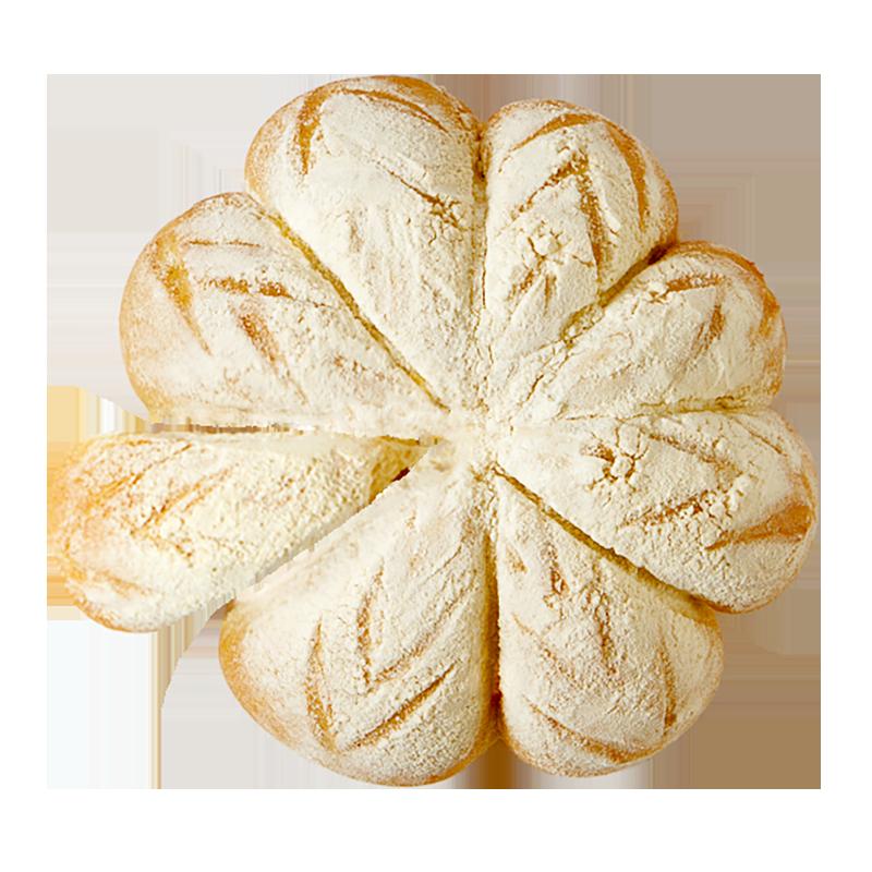Хлеб и кусочек